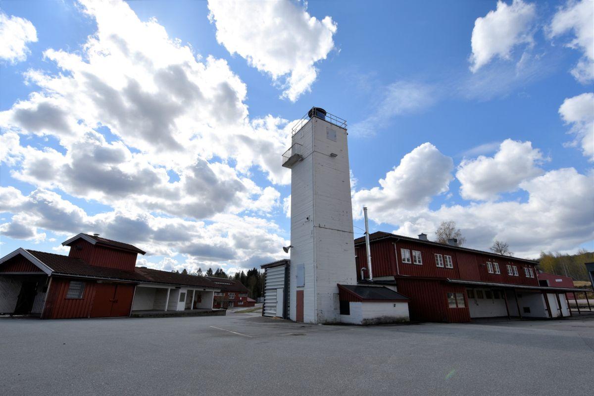Hof fengsel. Foto: Stefan Offergaard