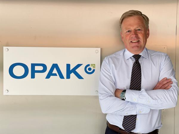 Jan-Henry Hansen, administrerende direktør i OPAK. Foto: OPAK
