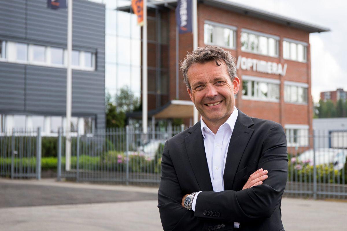 Erik Tønnesen. Foto: Optimera