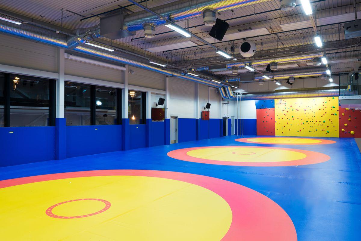 Foto: Kultur- og idrettsbygg Oslo KF/Finn Ståle Felberg