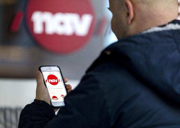 Antall arbeidssøkende går ned. Foto: Gorm Kallestad / NTB