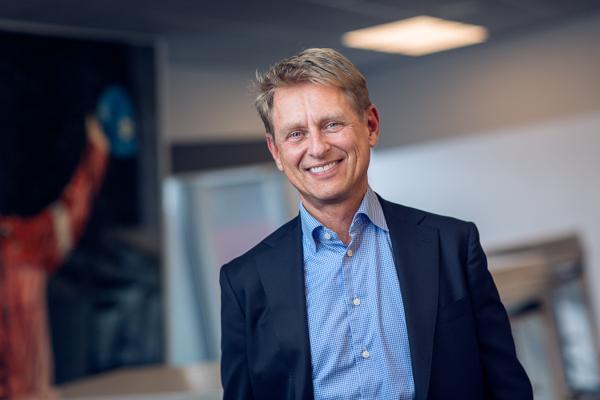 Administrerende direktør Bjørnar Gulliksen i Isola. Foto: Isola
