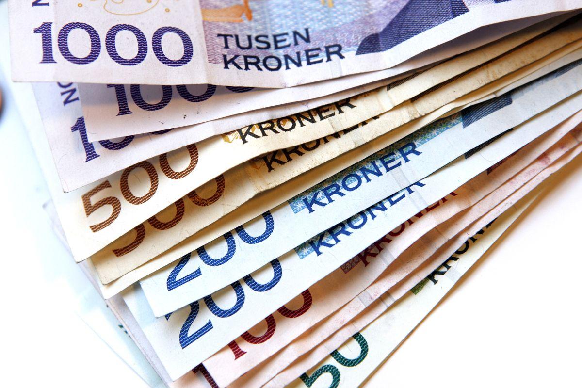 Innenlandsgjelden til norske husholdninger økte i april til 3.856 milliarder kroner. Foto: Gorm Kallestad / NTB
