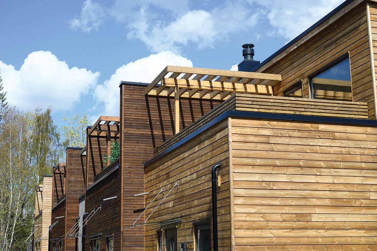 Haslum Elvepark i Bærum, 8.5.2021. Foto: Trond Joelson, Byggeindustrien