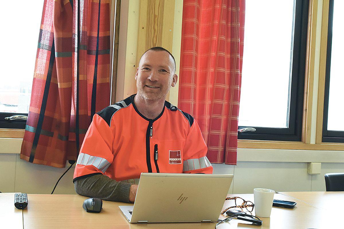 Jens Hauge har overtatt ansvaret, i forbindelse med at Tor Alf Søyland har gått av med pensjon.
