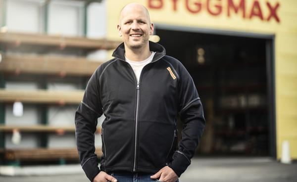 Niklas Hamberg, Foto: Stefan Bladh/Byggmax