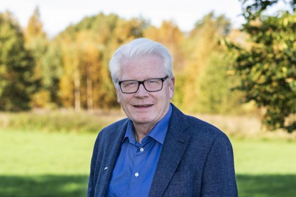 Karl-Gunnar Karlsson, adm. direktør i Swerock. Foto: Klas Andersson.