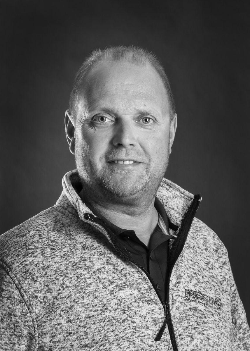Arild Frøseth, daglig leder og deleier i Frøseth AS. Foto: Frøseth