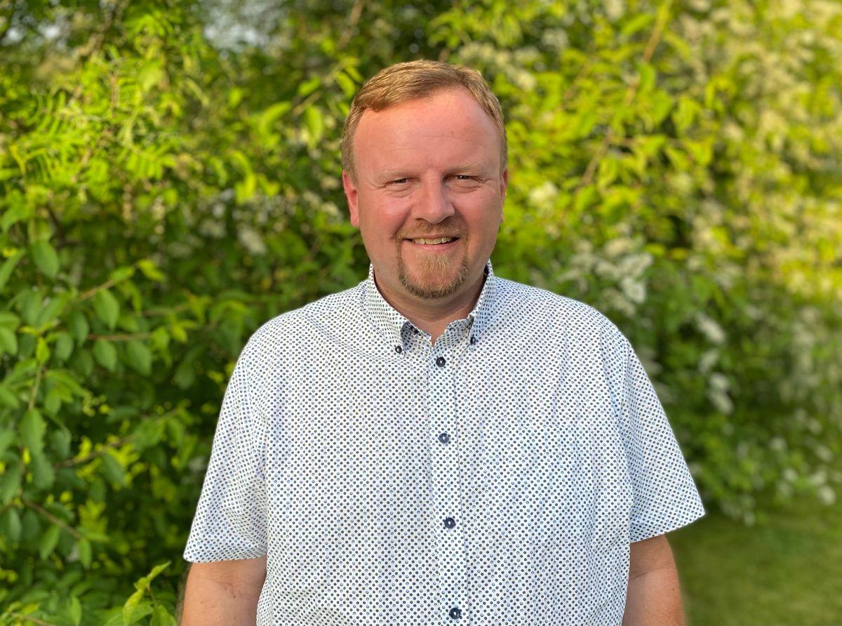 Øyvind Moshagen begynner som ny leder for Region Innlandet i Norconsult 1. september. Foto: Privat