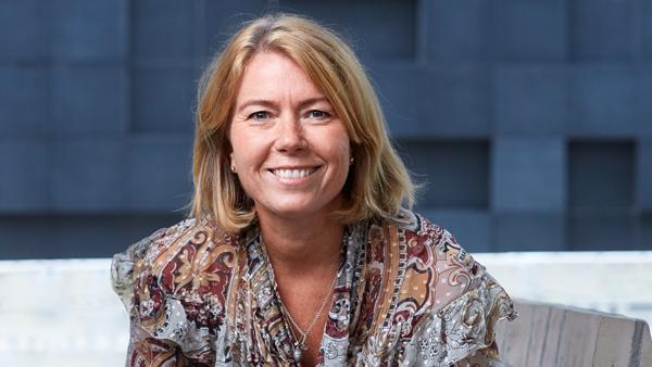Synnøve Lyssand Sandberg. Foto: Oslo S Utvikling