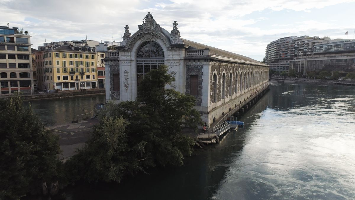 Den sveitsiske byen Genève er i 2021 verdens dyreste by for utbyggere. Foto: GenèveTourisme
