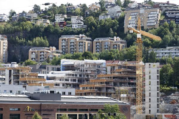 Eiendom Norge la torsdag fram boligprisstatistikken for mai. Foto: Gorm Kallestad / NTB