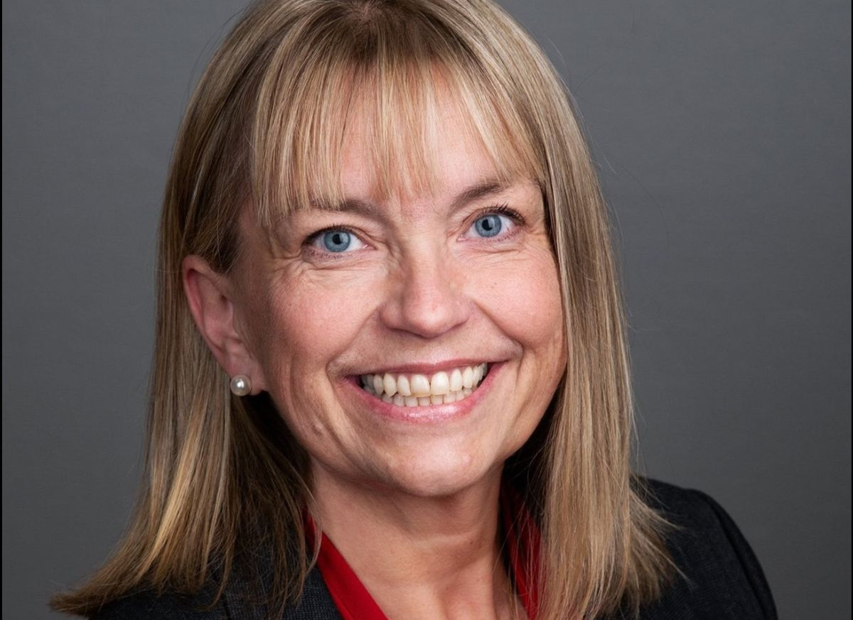 Mona Stormoen. Foto: Arbeiderpartiet