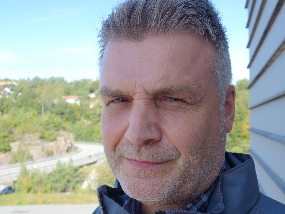 – Vi vet det kommer en del krevende geologi og derfor er ikke dette et prosjekt for «nybegynnere», sier påtroppende Rogfast-prosjektleder Oddvar Kaarmo. Foto: Statens vegvesen.