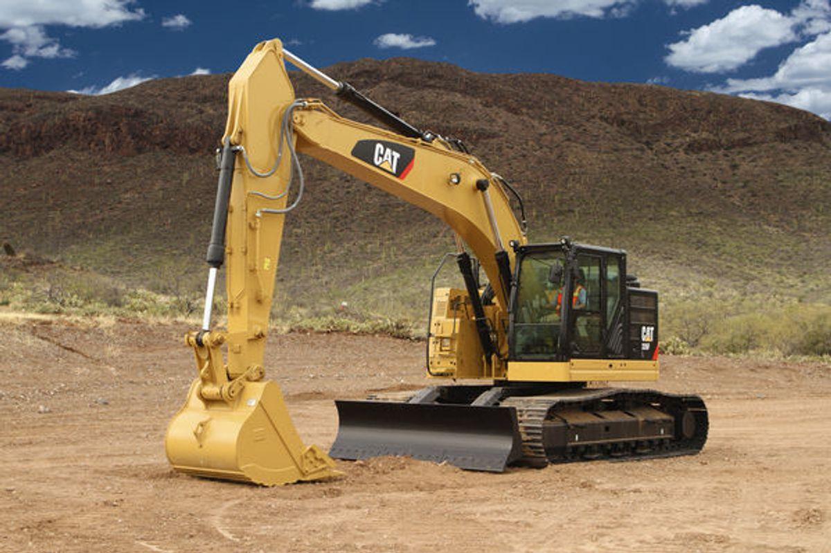 Cat 335FLCR. Foto: Pon Equipment