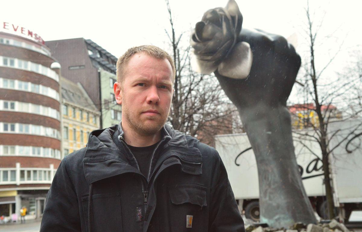 Jonas Bals. Foto: Sindre Sverdrup Strand