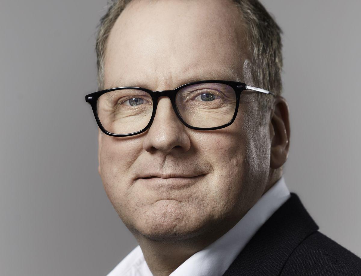 Dag Straumsheim, økonomisjef i A Bygg, forventer en omsetningsvekst på 70 prosent i 2021. Foto: A Bygg Entreprenør