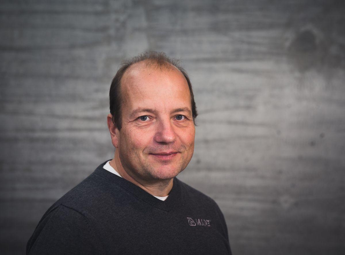Jan Roger Broen. Foto: Mapei