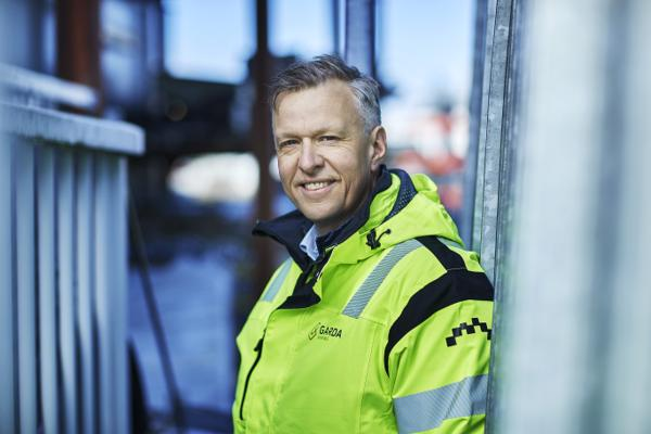 Jon Ola Stokke, administrerende direktør i Garda Sikring. Foto: Garda Sikring