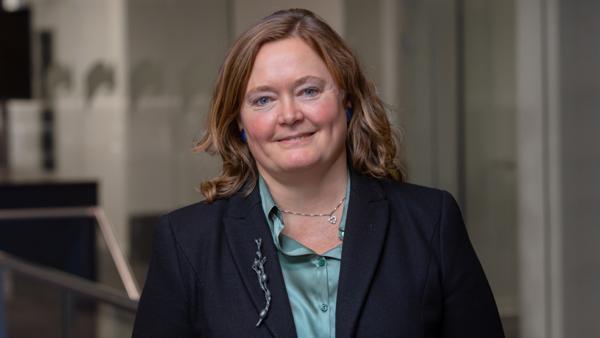Anne Haabeth Rygg i Høyre. Foto: Høyre
