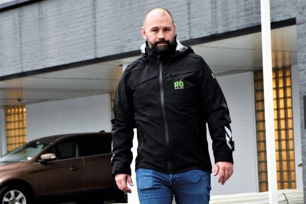 Lars Hæhre er konsernsjef i Rental Group.