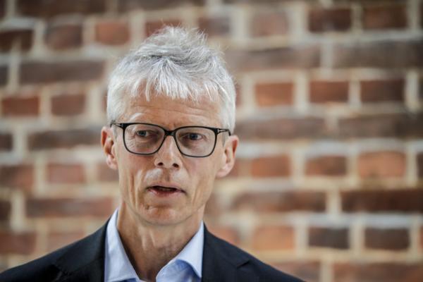 Nav-direktør Hans Christian Holte leverer en optimistisk prognose for arbeidsledigheten i 2022. Arkivfoto: Vidar Ruud / NTB