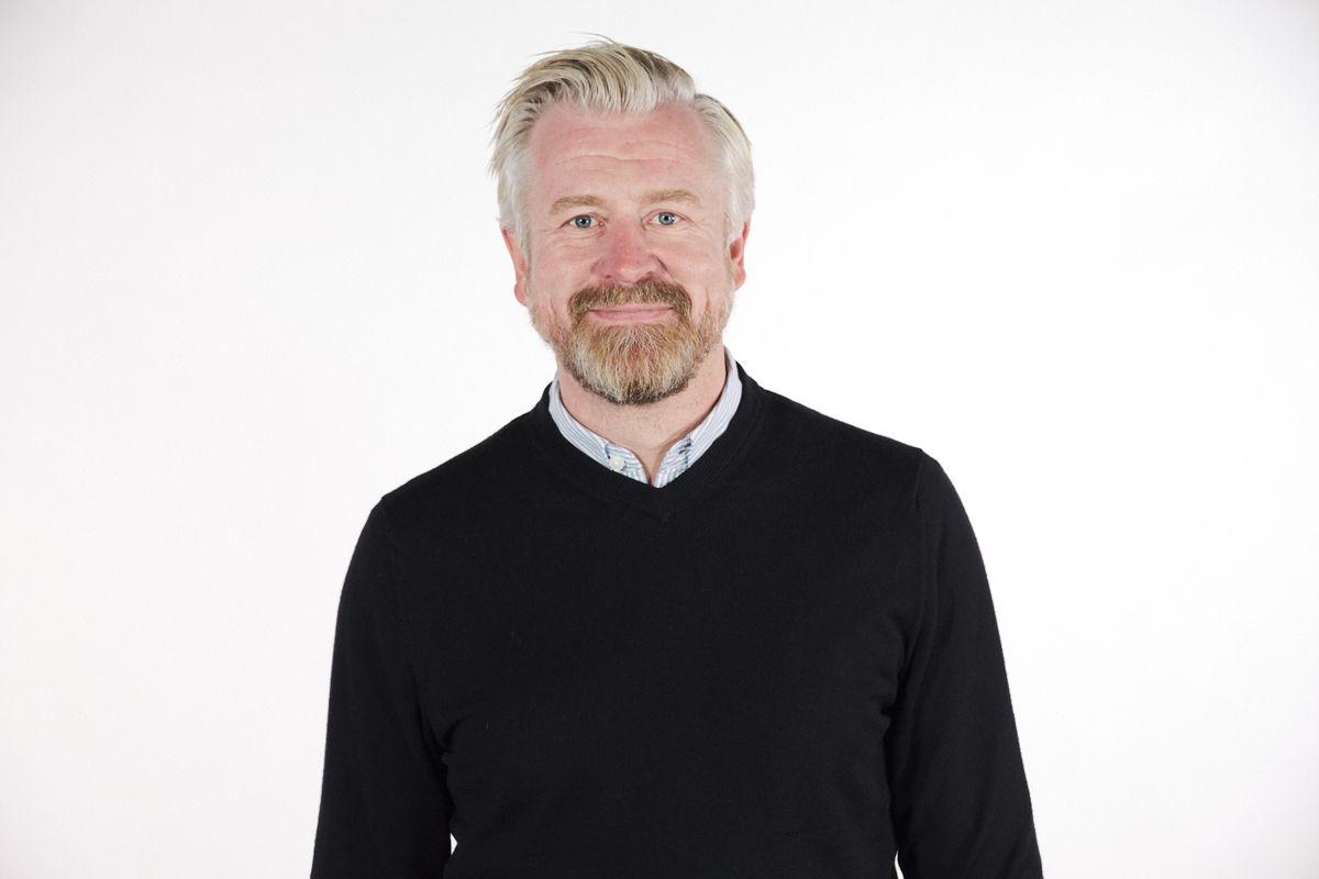 Carl Fredrik Kleppe, daglig leder i DigiQuip AS. Foto: DigiQuip
