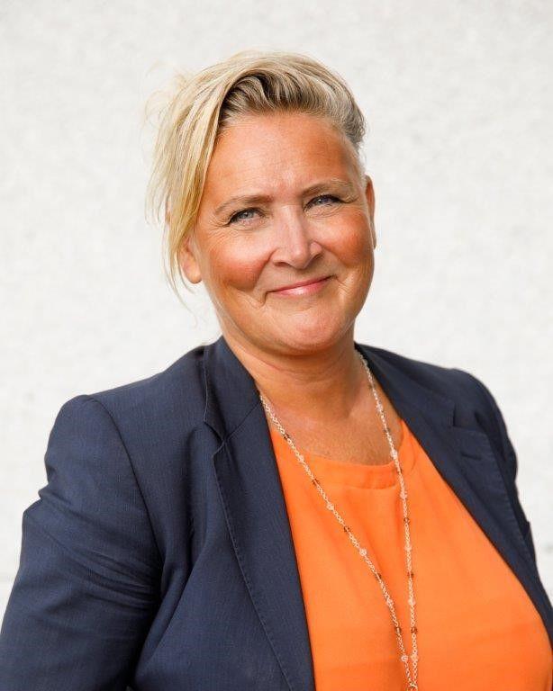 onsernleder Nina Aasland i Naboen. Foto: Naboen