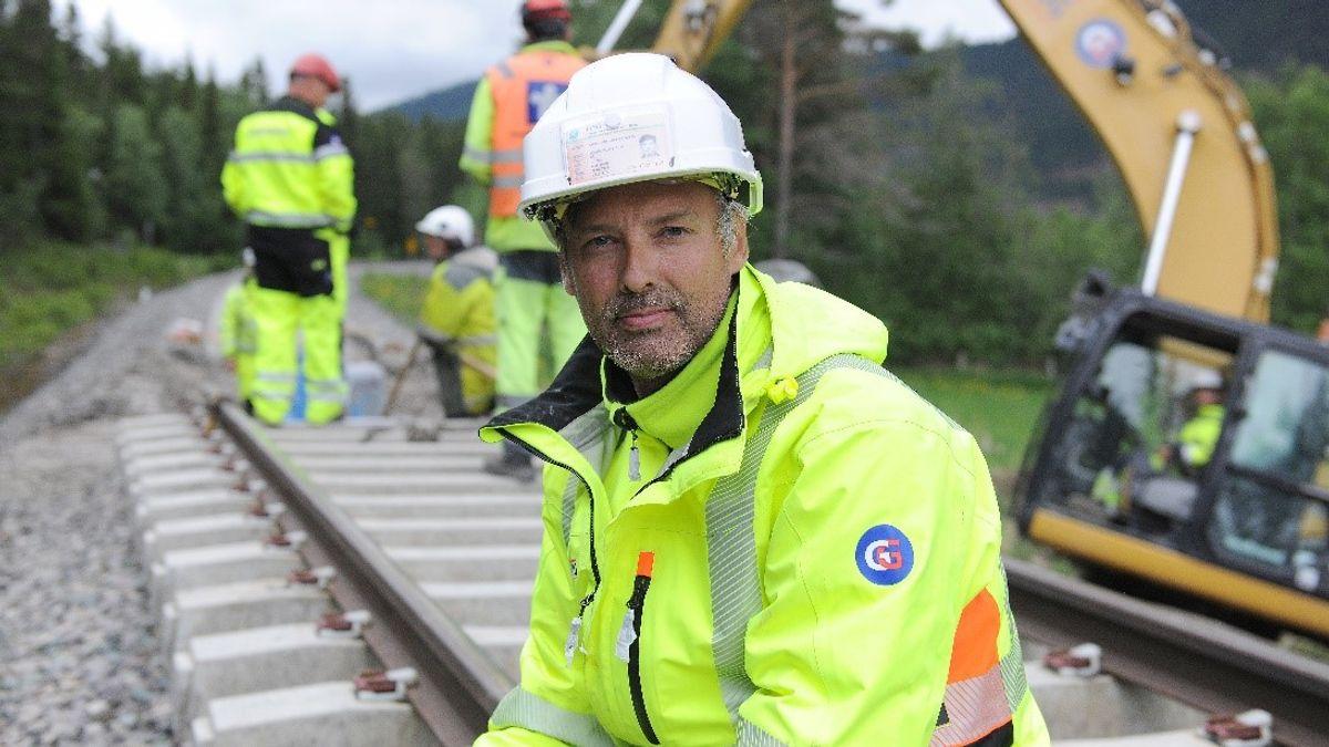 Pål Ligård blir ny daglig leder i FS Betong etter at Gjermundshaug Gruppen kjøpte selskapet.