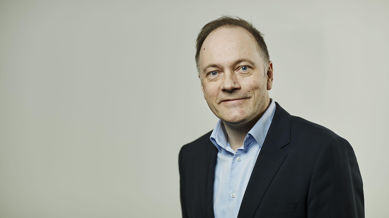 Tor Arne Midtskogen, konserndirektør med ansvar for byggvirksomheten til Skanska Norge. Foto: Skanska