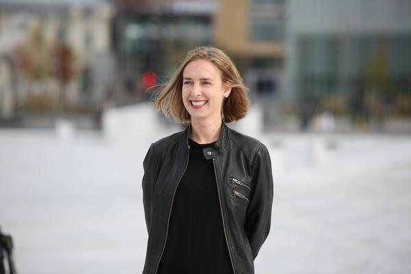 Næringsminister Iselin Nybø (V). Foto: NFD