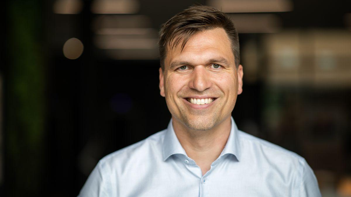 Magnus Taugbøl Brekke. Foto: Skanska