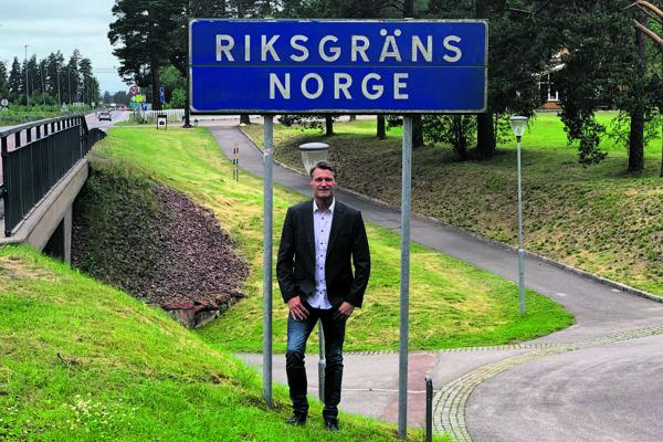 Thermods administrerende direktør Torbjörn Johansson. Foto: Thermod