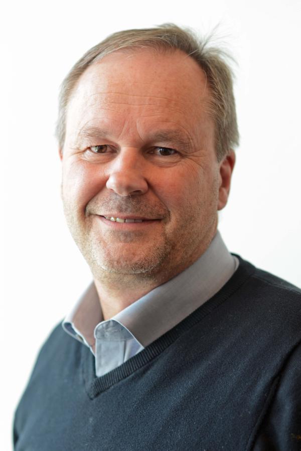 Lars Bjørgård, prosjektsjef i Nye Veier. Foto: Nye Veier
