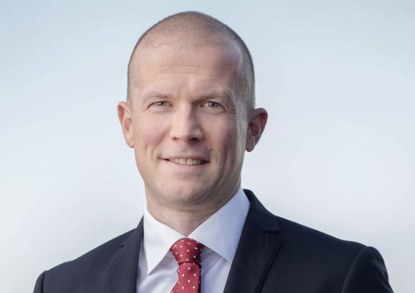 Advokat Frank Almås i Advokatfirmaet Hjort. Foto: Hjort