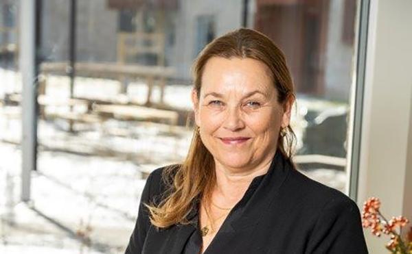 Hilde Vatne, fungerende administrerende direktør i JM. Foto: Werner Anderson