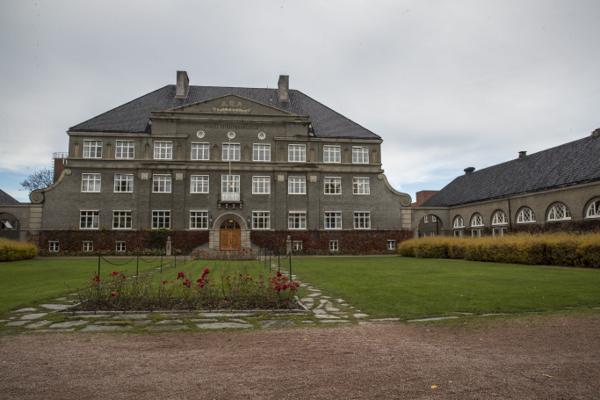 Veterinærhøgskolen. Foto: Terje Bendiksby / NTB