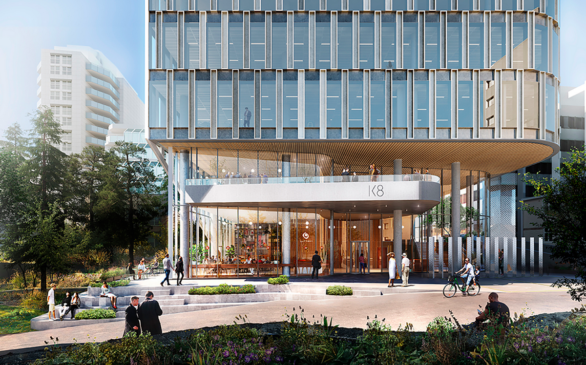 Illustrasjon: Schmidt Hammer Lassen Architects