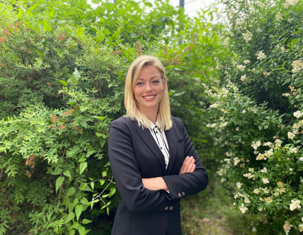 Lina Refsahl er ny daglig leder i Førde Sementvare.