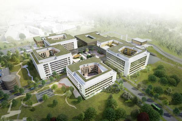 Illustrasjon: Nordic Office of Architecture / Aart Architects.