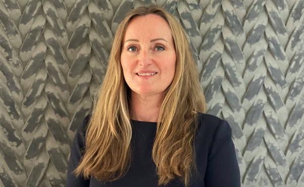 Mona Berget er ansatt som ny direktør i Moelven Modus AS. Foto: Moelven