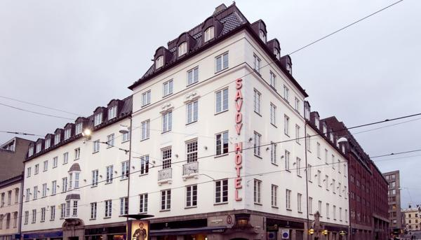 Hotel Savoy i Universitetsgata 11. Foto: Nordic Choice Hotels