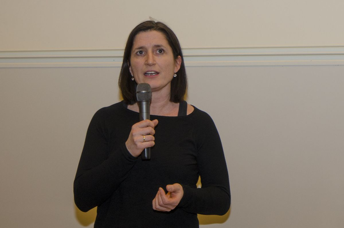 Leder av Nordic Large Projects i NCC, Marianne Brudevold Eek.