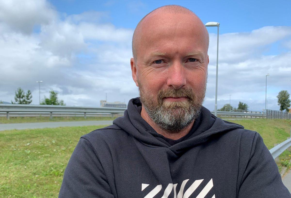 Prosjektleder Vidar Sagmyr i Byggebransjens uropatrulje i Trondheim advarer om at flere bedrifter benytter seg av såkalte alibililærlinger for å få offentlige oppdrag. Foto: Privat