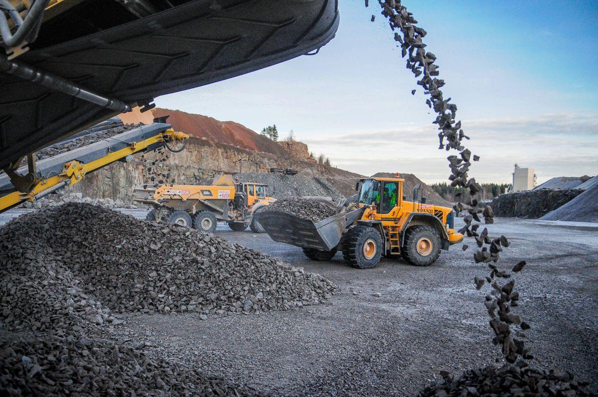 Resirkulering og sortering av masser er plasskrevende, og enkelte masser er vanskeligere å resirkulere enn andre. Illustrasjonsfoto: Feiring Bruk / Very Agency / Haakon Hoseth