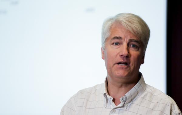 NHOs sjefsøkonom Øystein Dørum er skeptisk til regjeringens forslag om skattelette for unge. Arkivfoto: Vidar Ruud / NTB