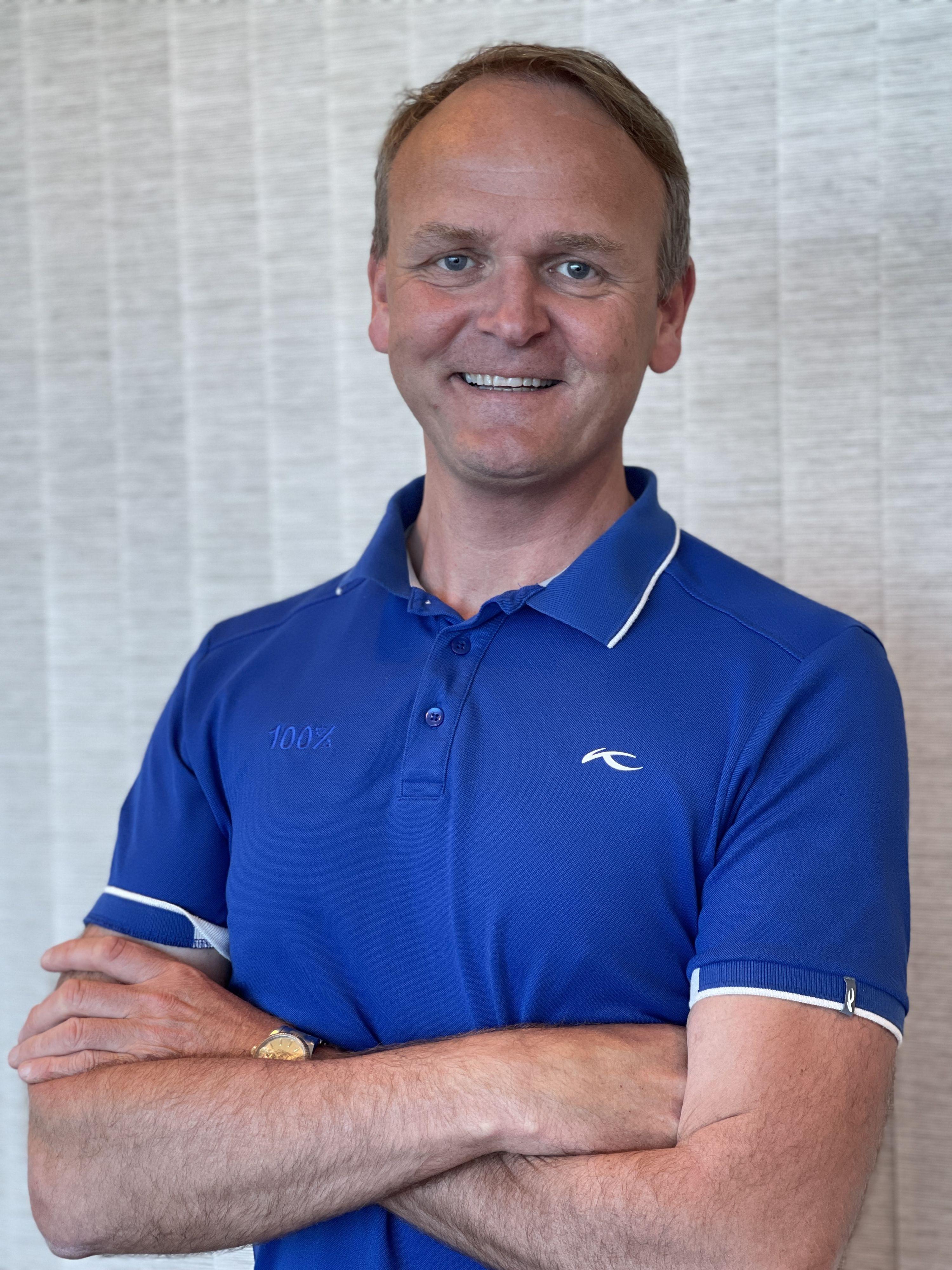 Jan Endre Vartdal, daglig leder i Vartdal Plast. Foto: Vartdal Plast