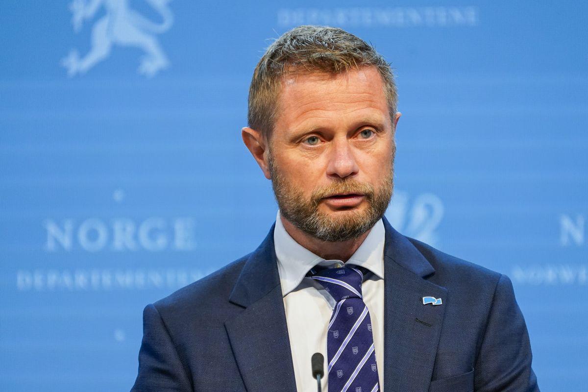 Helse- og omsorgsminister Bent Høie. Foto: Torstein Bøe / NTB