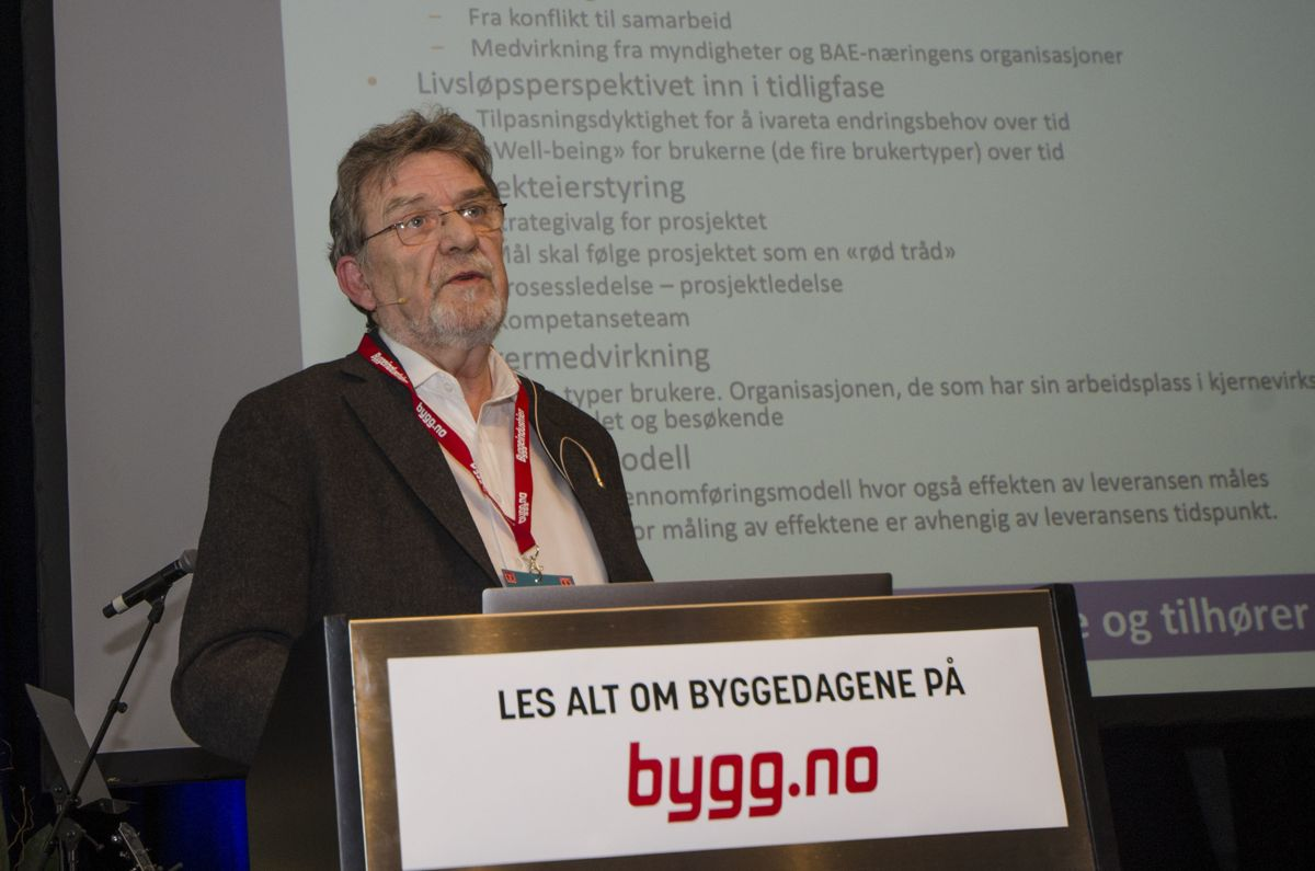 Svein Bjørberg.