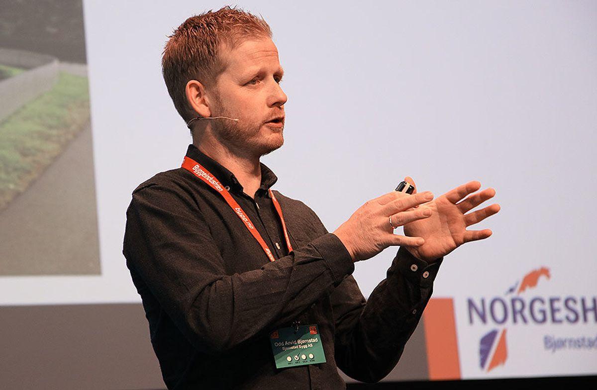 Odd Arvid Bjørnstad